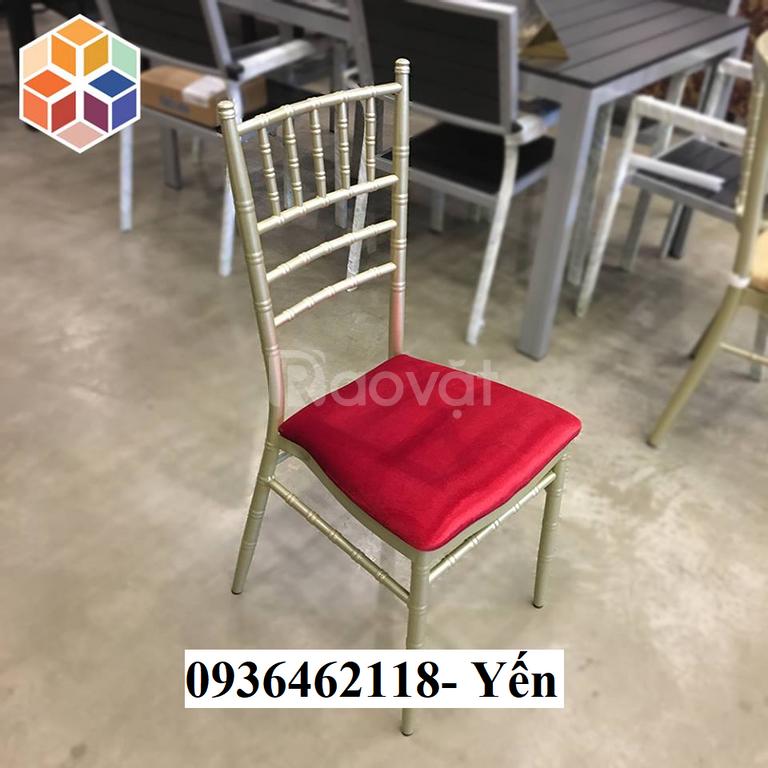 Bàn ghế nhà hàng, bàn ghế nhà hàng tiệc cưới giá rẻ! (ảnh 5)