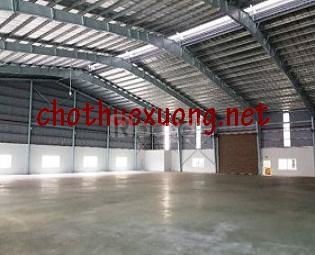 Cho thuê nhà xưởng tại Lạng Giang Bắc Giang DT 2010m2 giá tốt