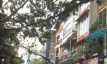 Nhà mặt phố Nguyễn Huy Tưởng, Thanh Xuân, H.Nội DT60m2.
