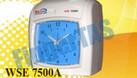 Lắp máy chấm công thẻ giấy wse 7500a/d giao hàng nhanh giá rẻ  (ảnh 1)