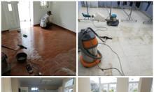 Dịch vụ vệ sinh nhà phố, biệt thự, căn hộ tại TPHCM