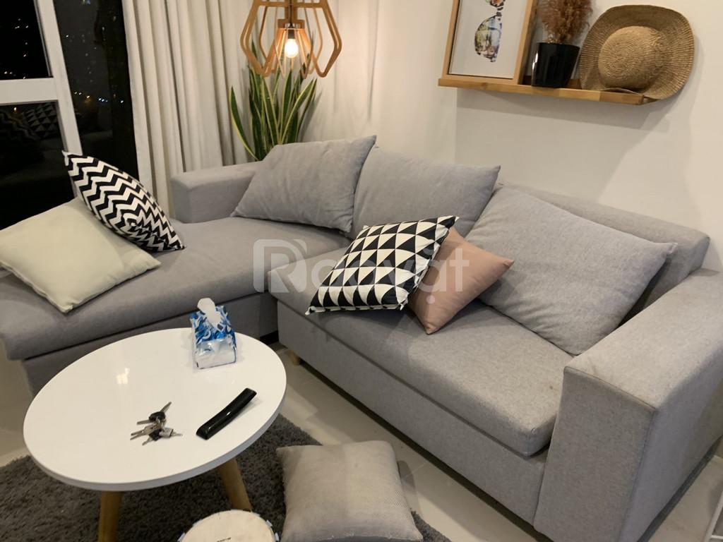 Cho thuê căn hộ chung cư Full nội thất, KDC Conic Skyway - TP HCM