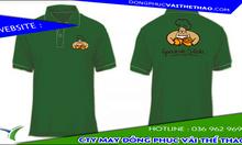 Đặt may áo thun đồng phục cho các tiệm bánh mì