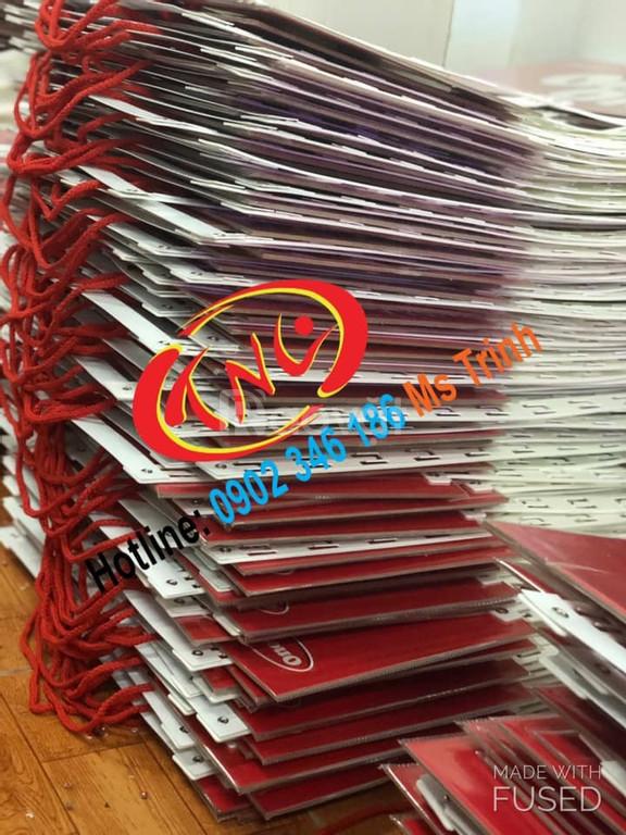 Hanger quảng cáo, hanger sắt, hanger dây nhựa, hanger túi nhựa giá rẻ (ảnh 6)