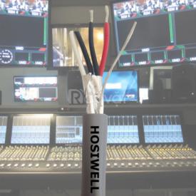 Cáp tín hiệu vặn xoắn truyền thông RS485 – 22AWG của Hosiwell