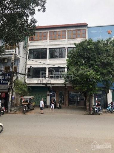 Cho thuê nhà phố 152 Ngọc Khánh DT110m, 4 tầng, giá 90tr, nhà đẹp