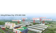 Đất nền Uông Bí New City giá chỉ từ 11.5 tr/m2