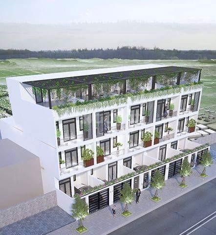 Bán nhà 3 tầng, không gian xanh, thuận tiện đi lại, tiềm năng HP