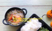 Khay nhựa đựng cơm dùng 1 lần giá sỉ tại TP.HCM, Đồng Nai, Bình Dương
