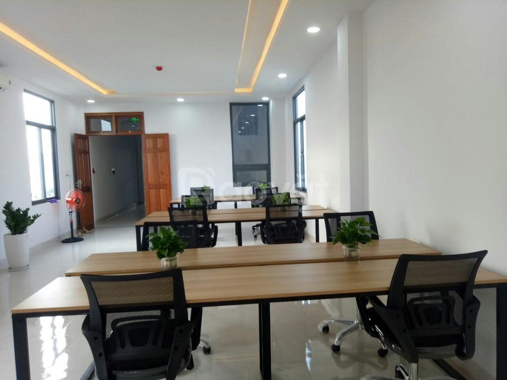 Văn phòng cho thuê dưới 10 triệu/tháng gần trung tâm TP. Đà Nẵng.