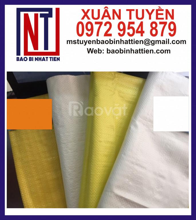 Sản xuất in ấn bao PP dệt theo yêu cầu