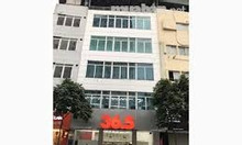Cho thuê nhà phố 95 Chùa Bộc, DT 80m, 5 tầng, giá 85  triệu, thông sàn