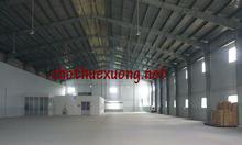 Cho thuê kho bãi nhà xưởng gần đường QL1A thành phố Bắc Giang DT 2000m