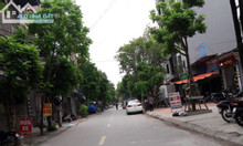 Bán đất phố Nguyễn Chánh, Cầu Giấy, ngõ thông, kinh doanh, ô tô tránh