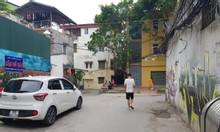 Mua đất tặng nhà phố Nghi Tàm, nhà 2 mặt tiền, ngõ thông, ô tô tránh