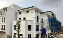 Căn biệt thự đơn lập góc 2 mặt tiền dự án Hoàng Huy Sông Cấm.
