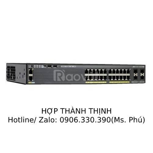 Bộ chuyển mạch Switch Cisco 2960X-24TS-L