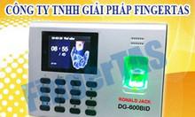 DG 600BID máy chấm công vân tay lắp đặt tại binh dương giá rẻ