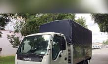 Thanh lý ISUZU 2.3t thùng bạt 3.6m, KM máy lạnh