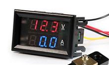 Đồng hồ đo dòng đo áp 50A kèm trở Shunt