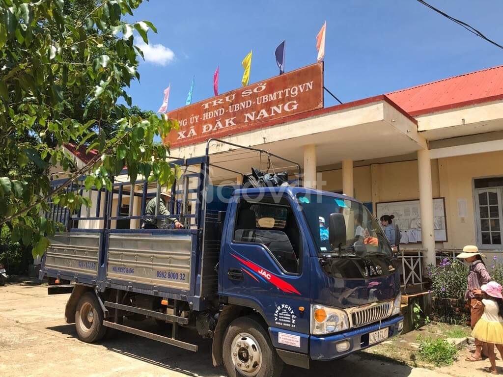 Thuê xe chuyển phòng trọ BMT - An Phát