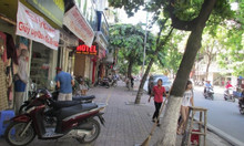 Bán nhà mặt phố Phạm Ngọc Thạch, diện tích 42m2, 3 tầng, mặt tiền 3,7m