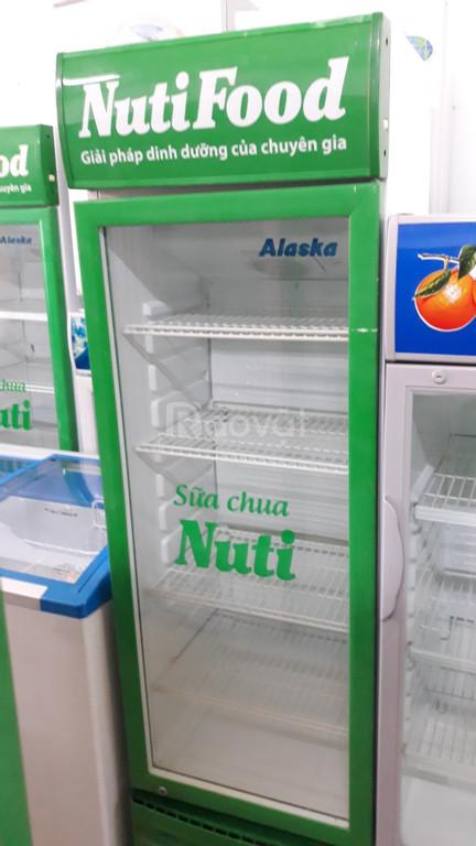 Tủ mát Alaska 335l mới 90%, nguyên zin