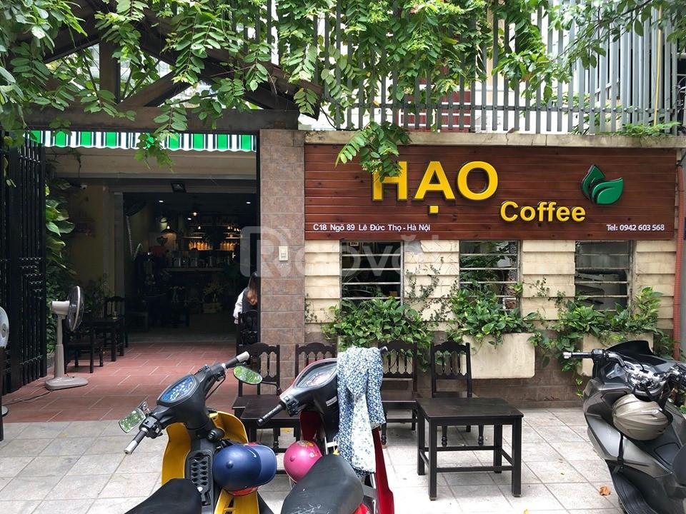 Nhận lắp đặt máy tinh tiền cảm ứng trọn bộ cho Quán Cafe - Quán Ăn