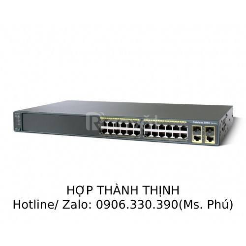 Thiết bị chuyển mạch Switch Cisco Catalyst 2960+24TC-L