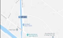Đất chính chủ, mặt tiền đường Võ Hữu Lợi, Lê Minh Xuân