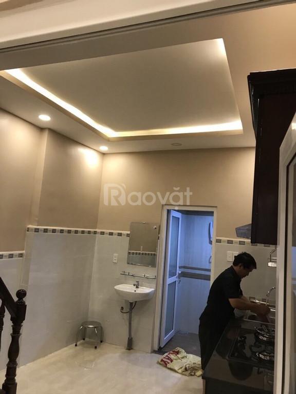 Bán nhà mới xinh đường Lê Quang Định, P14, Bình Thạnh.