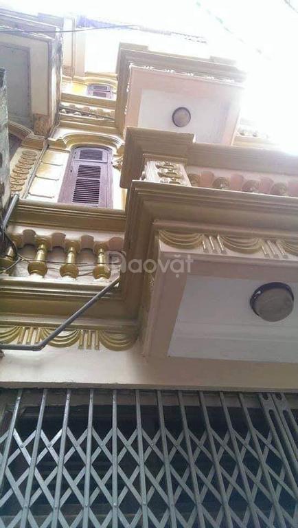 Bán nhà riêng tại Đường Hoàng Mai, Hoàng Mai, Hà Nội diện tích 33m2.