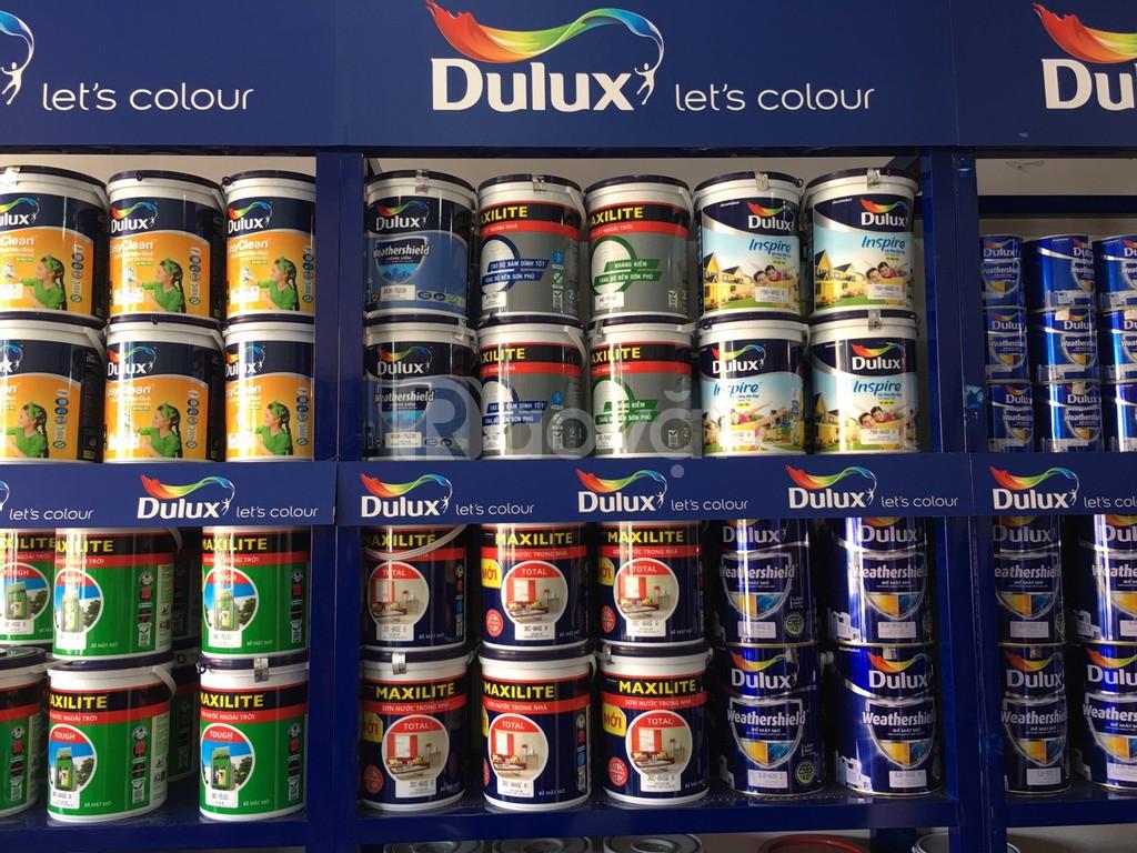 Sơn nội thất Dulux Inspire-Thùng 18lit