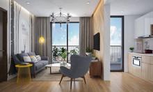 Bán căn hộ Q. Tây Hồ 1PN + 1phòng đa năng, diện tích 59,8m2