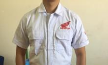 Đồng phục thợ Honda giá rẻ