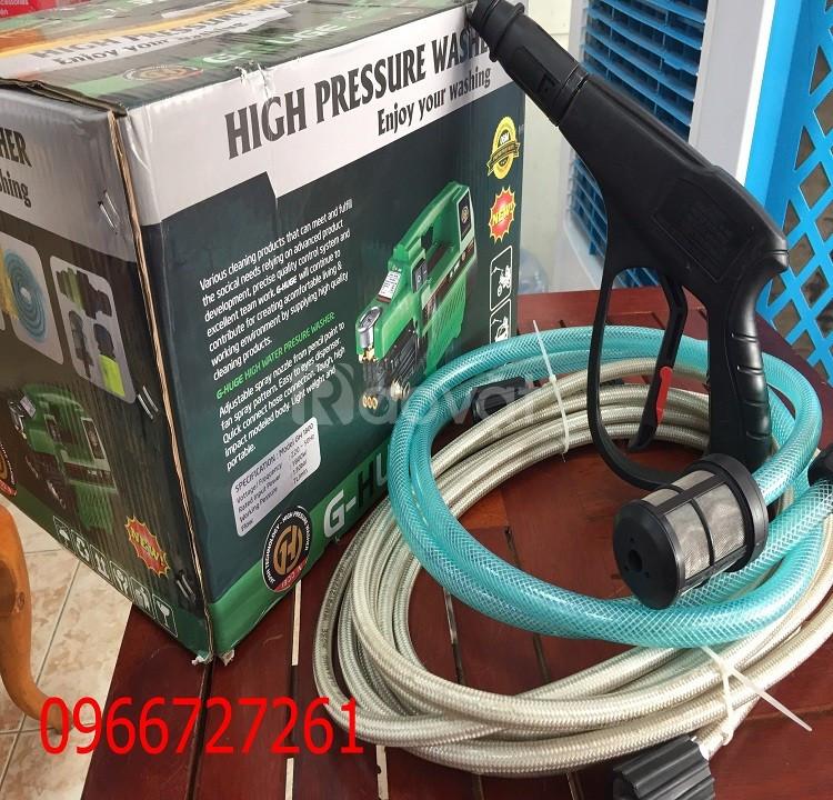 Máy xịt rửa xe áp lực cao G_HUGE 1800 uy tín chất lượng cao