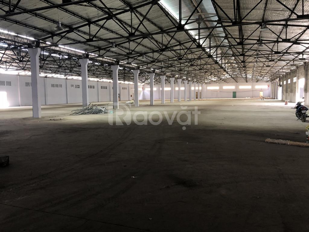 Cần cho thuê kho xưởng đường Bạch Đằng, P.2, Tân Bình, DT 9.950m2