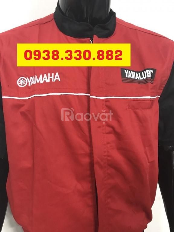 Bộ đồng phục thợ yamaha cao cấp