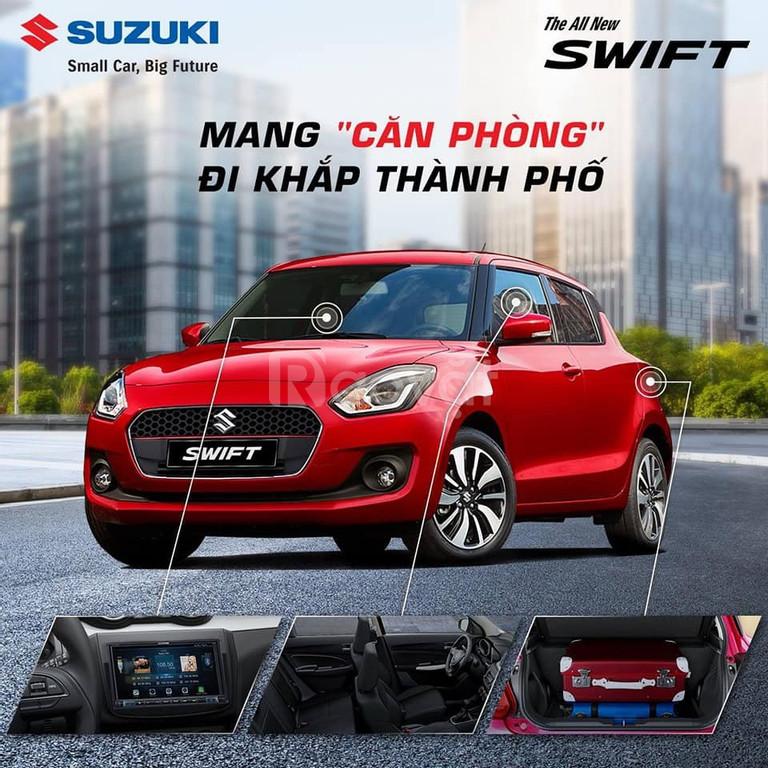 Suzuki Việt Anh bán xe Suzuki Swift 2019 mới