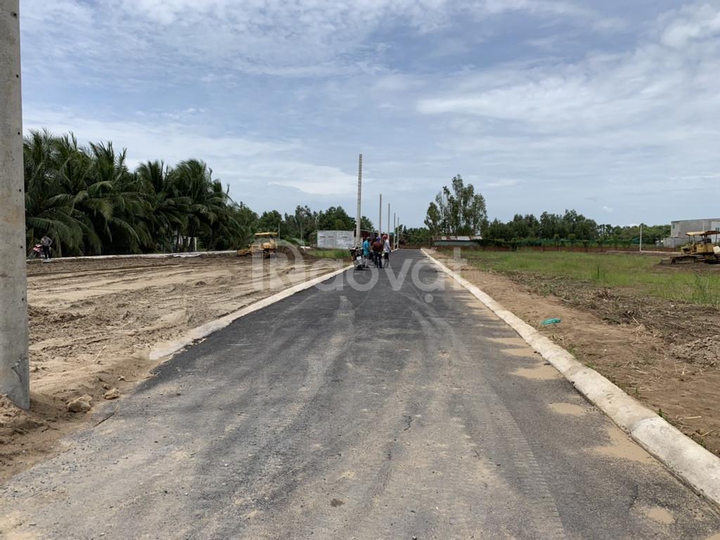 Đất KDC Huyện Bình Chánh 100m² - Sổ Hồng Riêng