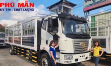 Xe tải trả góp faw thùng dài