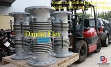 Khớp giãn nở inox nối bích, khớp co giãn nhiệt, ống giãn nở nhiệt dn10