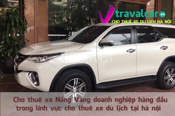 Cho thuê xe ký tháng tại Hà Nội