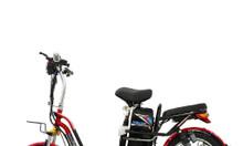 Xe đạp điện Nissan sườn đôi