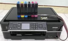Máy in màu epson 802 giá rẻ bất ngờ, máy in tiện dụng rẻ, bền, hữu ích
