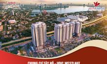 Sở hữu căn hộ cao cấp KĐT Ciputra chỉ với 20%, full nội thất cao cấp