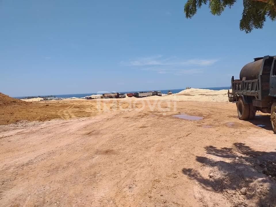 Cần bán đất nền sát biển khu đô thị sinh thái Nhơn Hội New Citty
