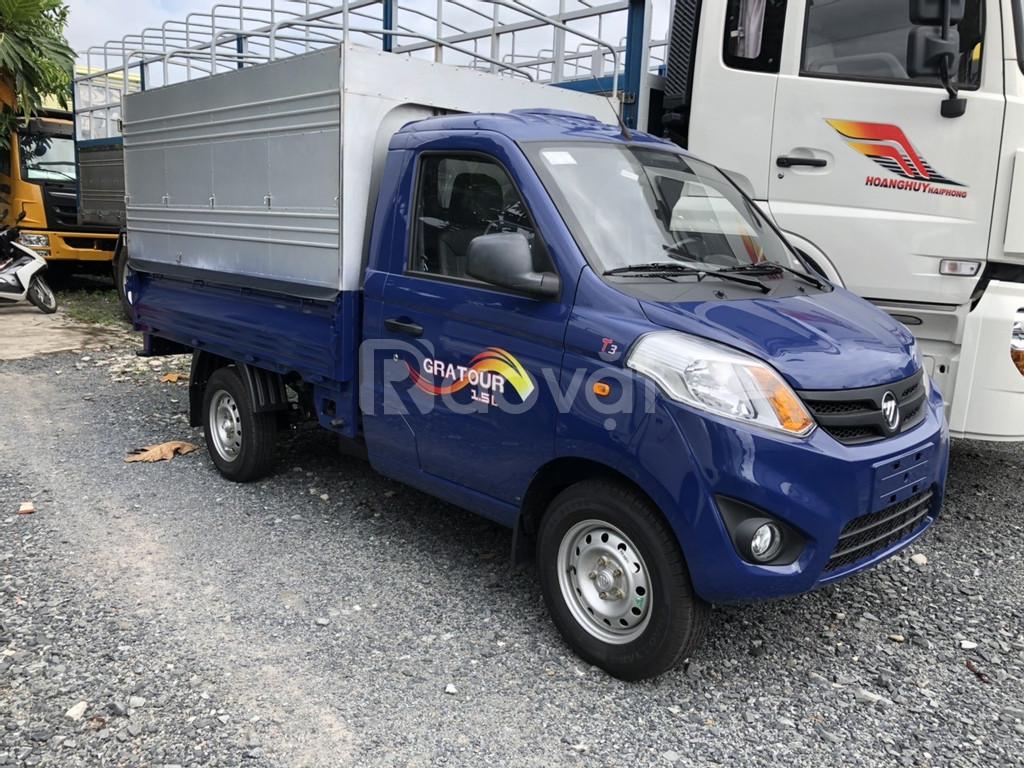 Xe tải foton 990kg, xe tải Trung Quốc dưới 1 tấn giá rẻ