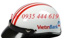 Mũ bảo hiểm giá rẻ, mũ bảo hiểm quảng cáo tại Huế