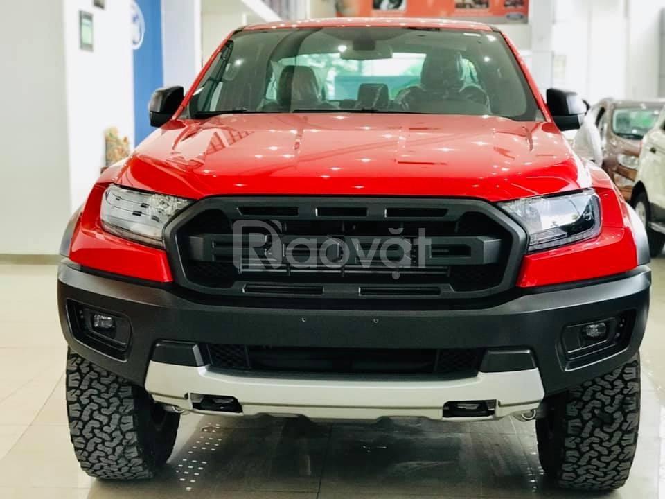 Ford Ranger Raptor - Sự xuất hiện của khủng long